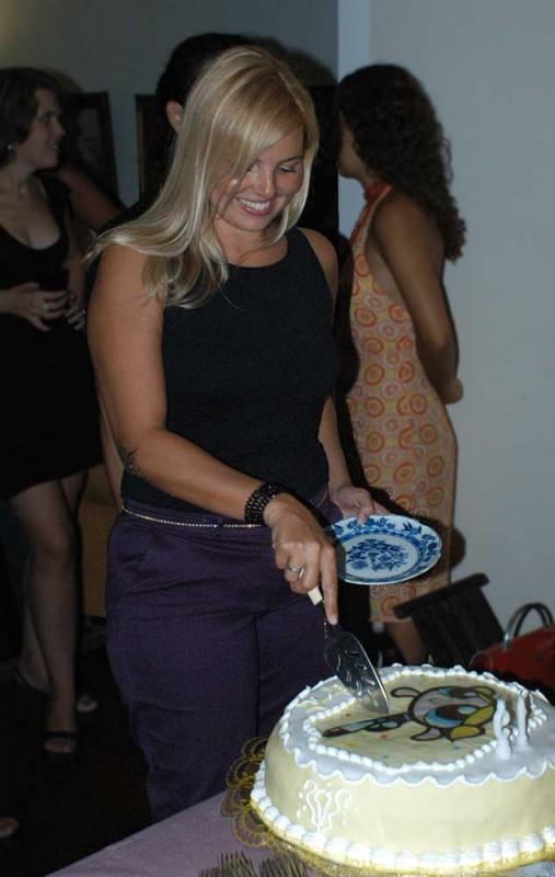 Aniversário de 29 anos de Lia Caldas.