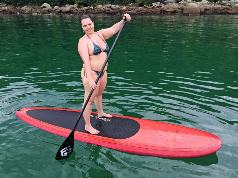 SUP - Sand Up Paddle