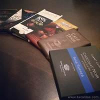 Chocolates amargos