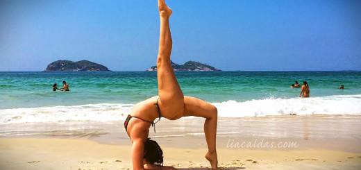 Aulas de Yoga com Lia Caldas