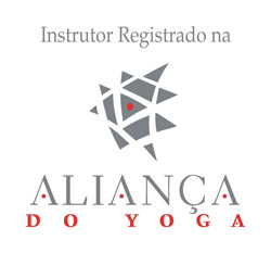Instrutora registrada na Aliança do Yoga