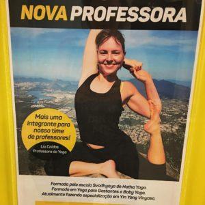 Cartaz da Academia Proforma
